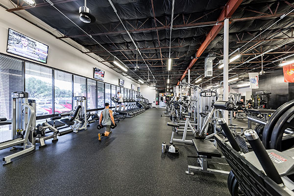 Fitness Facility Design Example